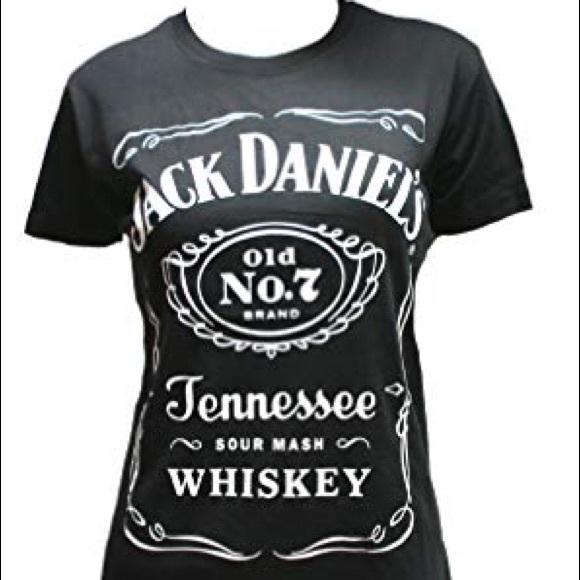 ebcb6970c Tops   Jack Daniels Old No 7 Tennessee Whiskey Tee   Poshmark